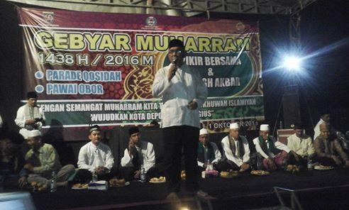 Walikota Imbau Warga Siarkan Pergantian Tahun Baru Islam