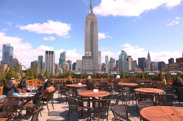New York - Rooftop 230-fifth