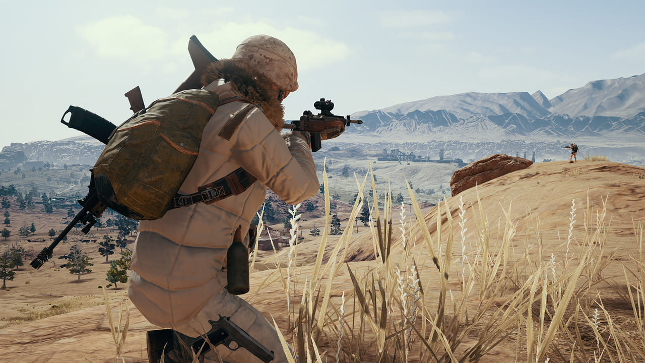 Pubg Gun Wallpaper 4k: PUBG Wallpaper 4K/HD Of 2019 Download