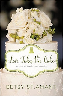 Heidi Reads... Love Takes the Cake by Betsy St. Amant