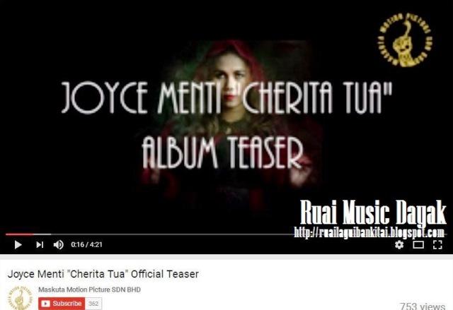 "Joyce Menti ""Cherita Tua"" Album Review"
