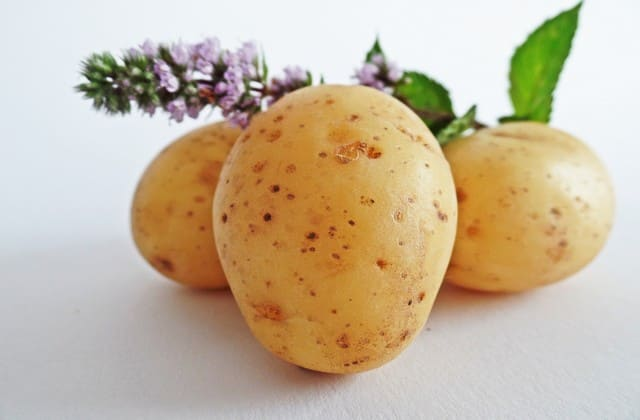 Masker kentang