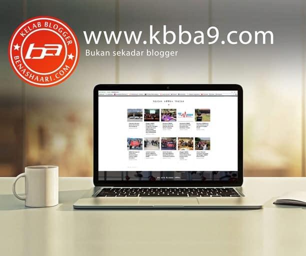 Komuniti blogger,Kelab Blogger,kbba9,ben ashaari