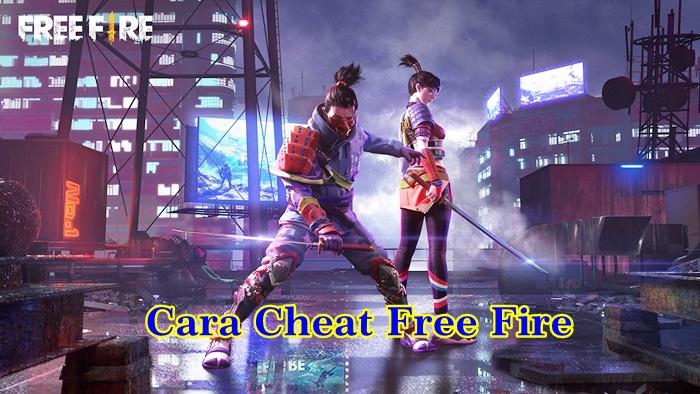 "Cara Cheat FF ""Free Fire Garena"" Tanpa Root 2019"