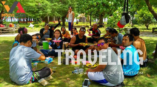 traveling wisata outbound pacet improve vision
