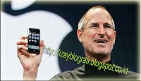Steven Paul Jobs lahir di San Francisco, California, Amerika Serikat, 24 Februari 1955 adalah pemimpin perusahaan Apple Computer bersama Steve Wozniak dan tokoh utama di industri komputer. Sebagai pendiri (dengan Steve Wozniak) Apple Computer di tahun 1976, ia mempopulerkan konsep komputer di rumah tangga dengan Apple II. Kemudian, ia merupakan salah satu orang yang pertama kali menyadari potensi untuk mengomersialkan antarmuka pengguna grafis (graphical user interface) dan mouse yang dikembangkan di Palo Alto Research Center perusahaan Xerox, dan kemudian teknologi ini diterapkannya ke dalam Apple Macintosh.  Jobs juga memimpin Pixar Animation Studios, sebuah perusahaan komputer animasi terkemuka di dunia