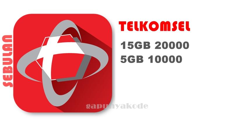 Beli Paket Internet Telkomsel 15gb Hanya 20000 5gb 10000 Siap Jadi Batman Gapunyakode