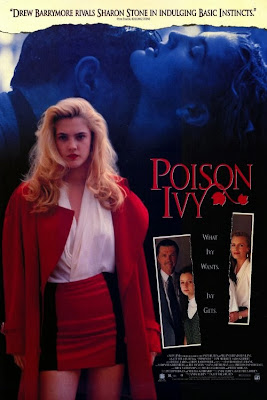 Poster Of Poison Ivy (1992) In Hindi English Dual Audio 300MB Compressed Small Size Pc Movie Free Download Only At worldfree4u.com