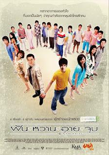 4 Romance (2008) ฝัน หวาน อาย จูบ