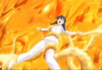 Megumi mencicipi masakan gagalnya Yukihira Soma