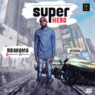 Ridakama- SUPER HERO | @MrRida4life