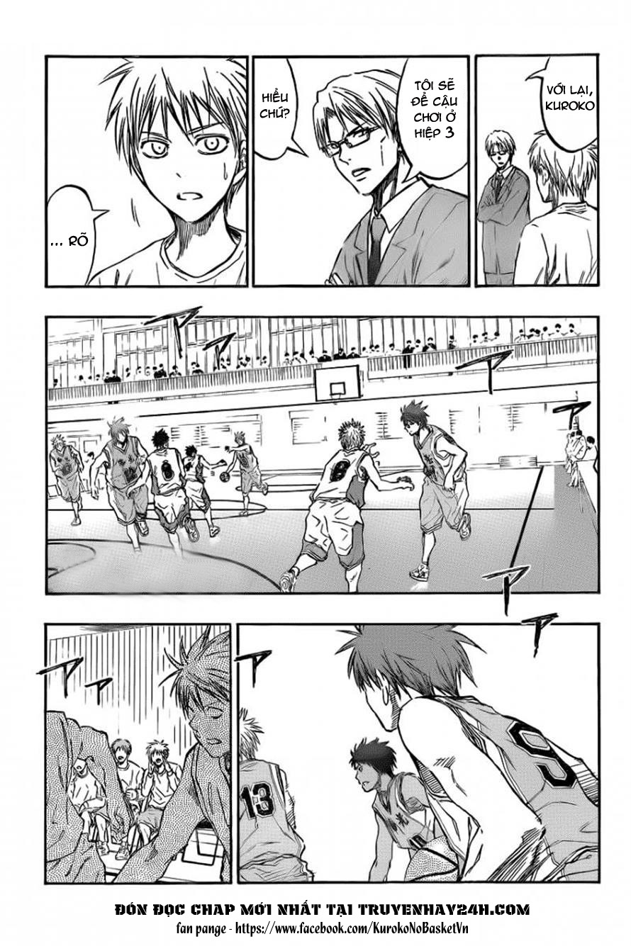 Kuroko No Basket chap 209 trang 11
