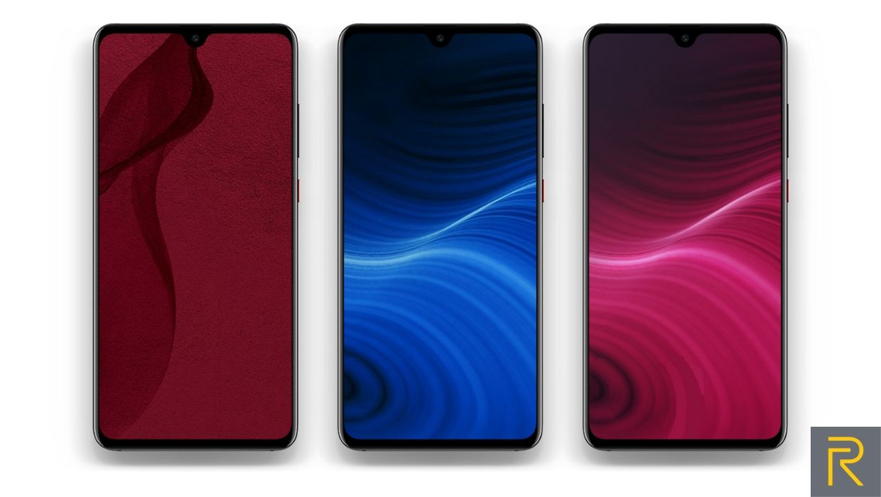 Download Realme X2 Pro Stock Wallpaper Collection