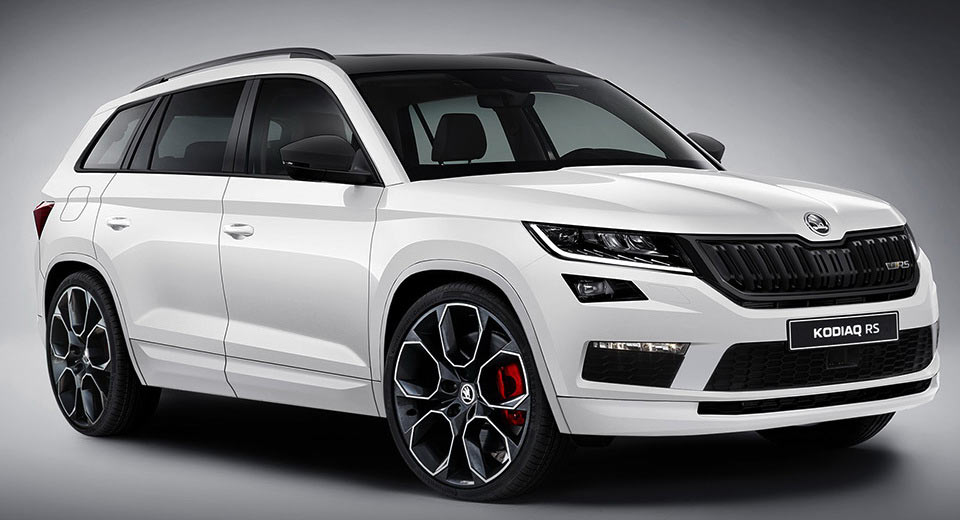 Skoda Kodiaq RS Reportedly Confirmed, Will Come With ...
