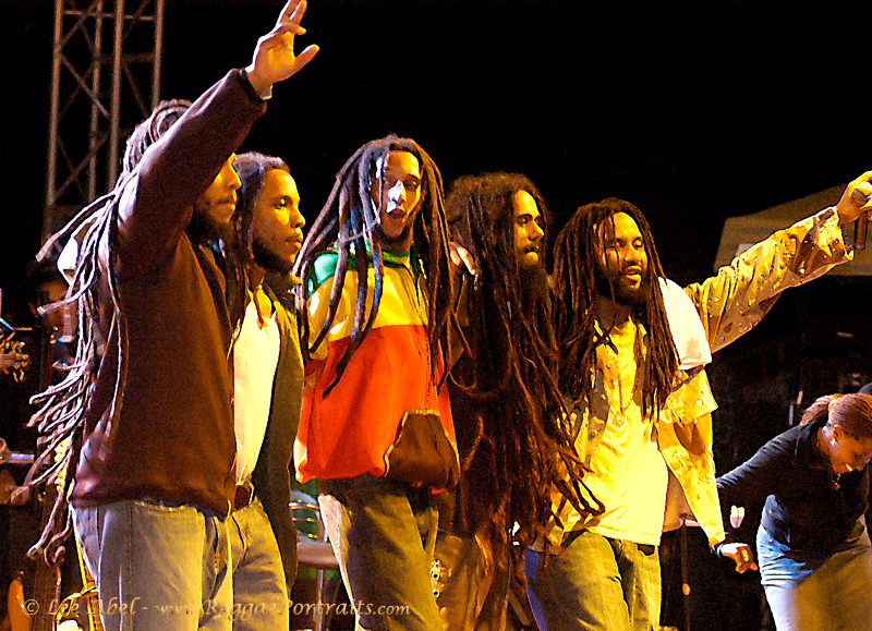 In Bob We Trust The Marley Family