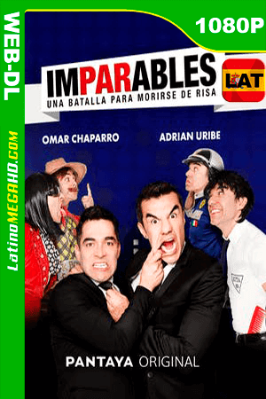 Imparables Una Batalla Para Morirse de Risa (2019) Latino HD WEB-RIP 1080P ()