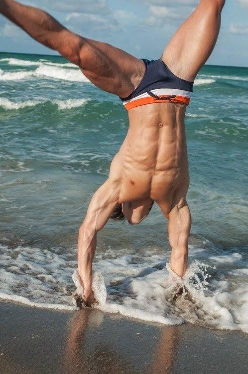 Nude Teen Handstand Pic 68
