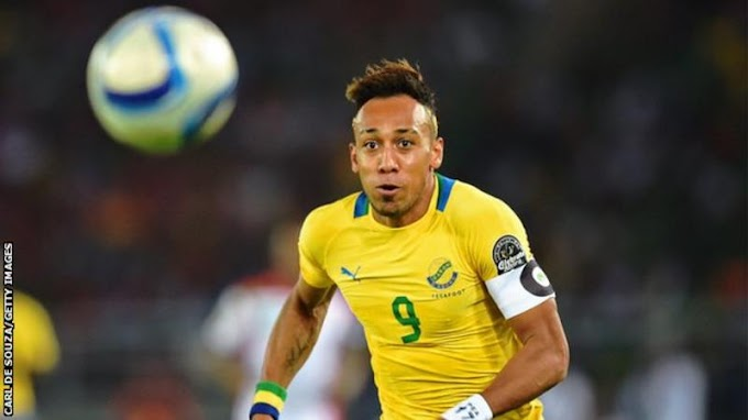 Aubameyang leads cast as hosts Gabon name final Nations Cup squad