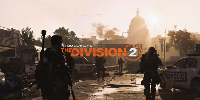 Spesifikasi PC Untuk Game Tom Clancy's The Division 2