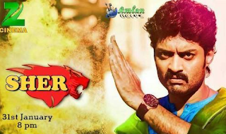 Sher 2017 Hindi Dubbed 700MB