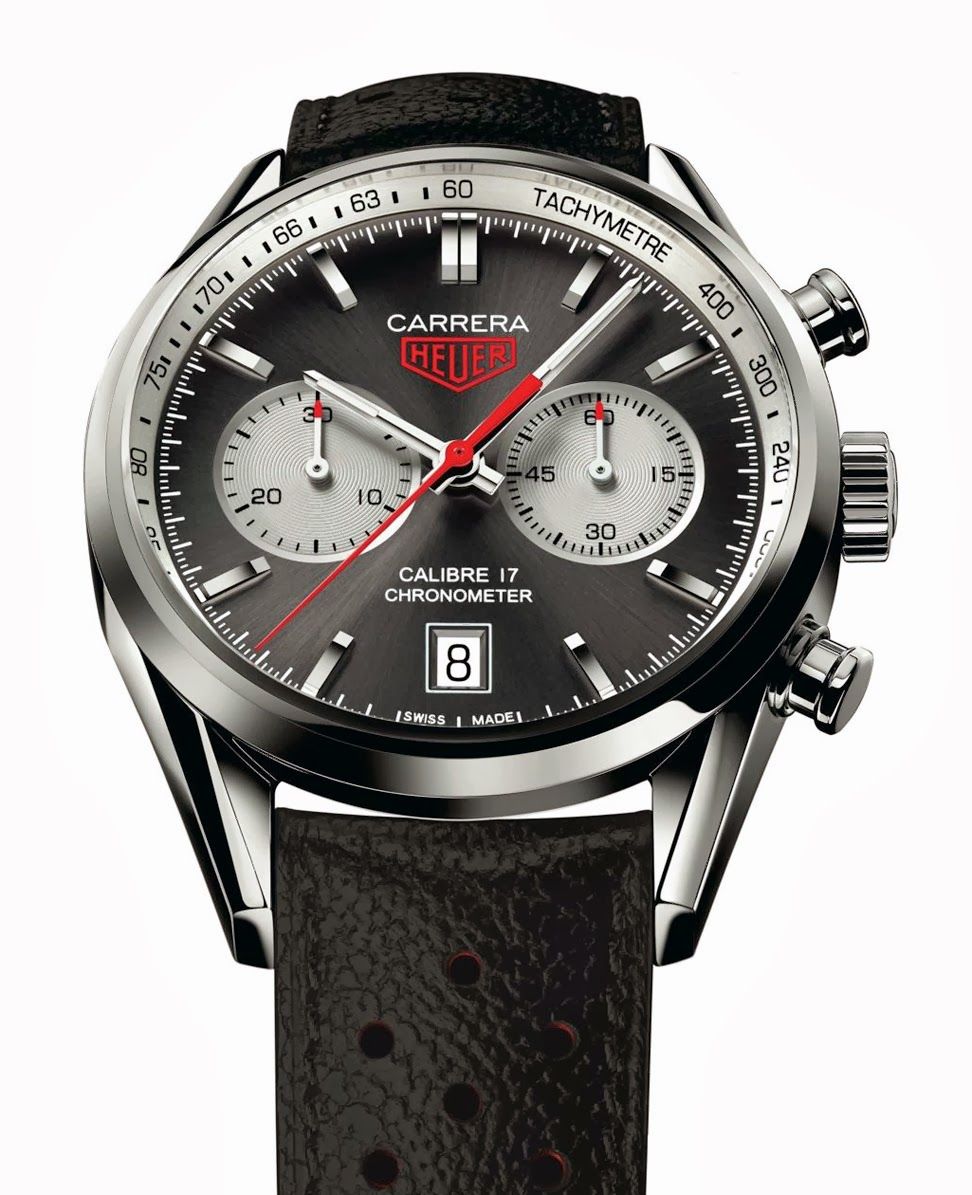 Tag: Carrera Calibre 17 Jack Heuer Edition (ref