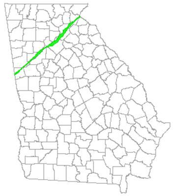 Georgia Fault Line