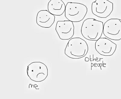 Las personas optimistas rechazan selectivamente a las que no son como ellas