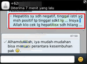 Image result for testi qnc untuk hepatitis