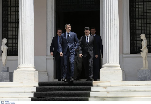 Ολοκληρώθηκε το ΚΥΣΕΑ: Ασύμμετρη απειλή κατά της Ελλάδας-Τι αποφάσισε (ΒΙΝΤΕΟ)