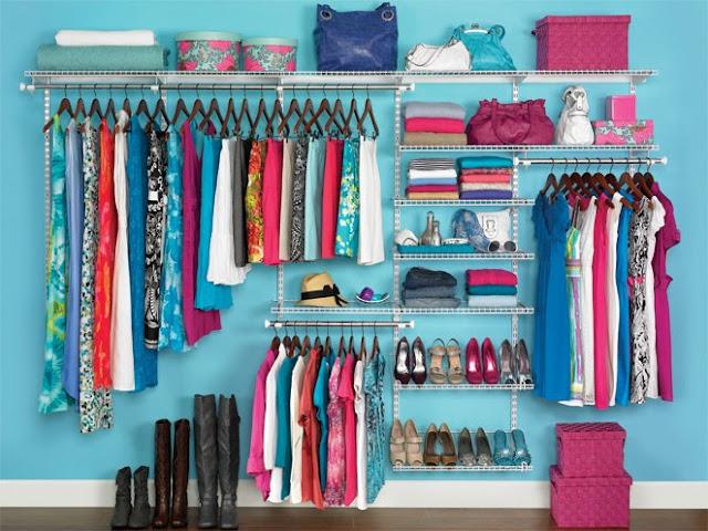 Pesan Pengingat Bagimu yang Sukanya Menumpuk Koleksi Pakaian ataupun Sepatu