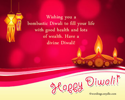 {*Amazing*} Latest Happy Diwali Messages For 2018