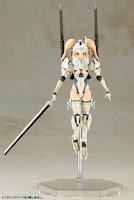Abierto el pre-order de Frame Arms Girl Baihu - Kotobukiya