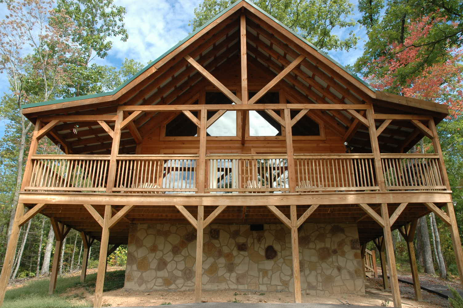 Smoky mountain log cabins archives pigeon forge cabins for Gatlinburg tn log cabin rentals