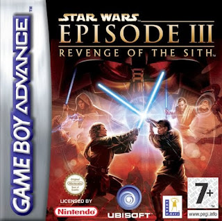 Star Wars Episódio 3 - Revenge of the Sith ( BR ) [ GBA ]