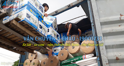 dịch vụ vận tải hàng hóa bắc nam