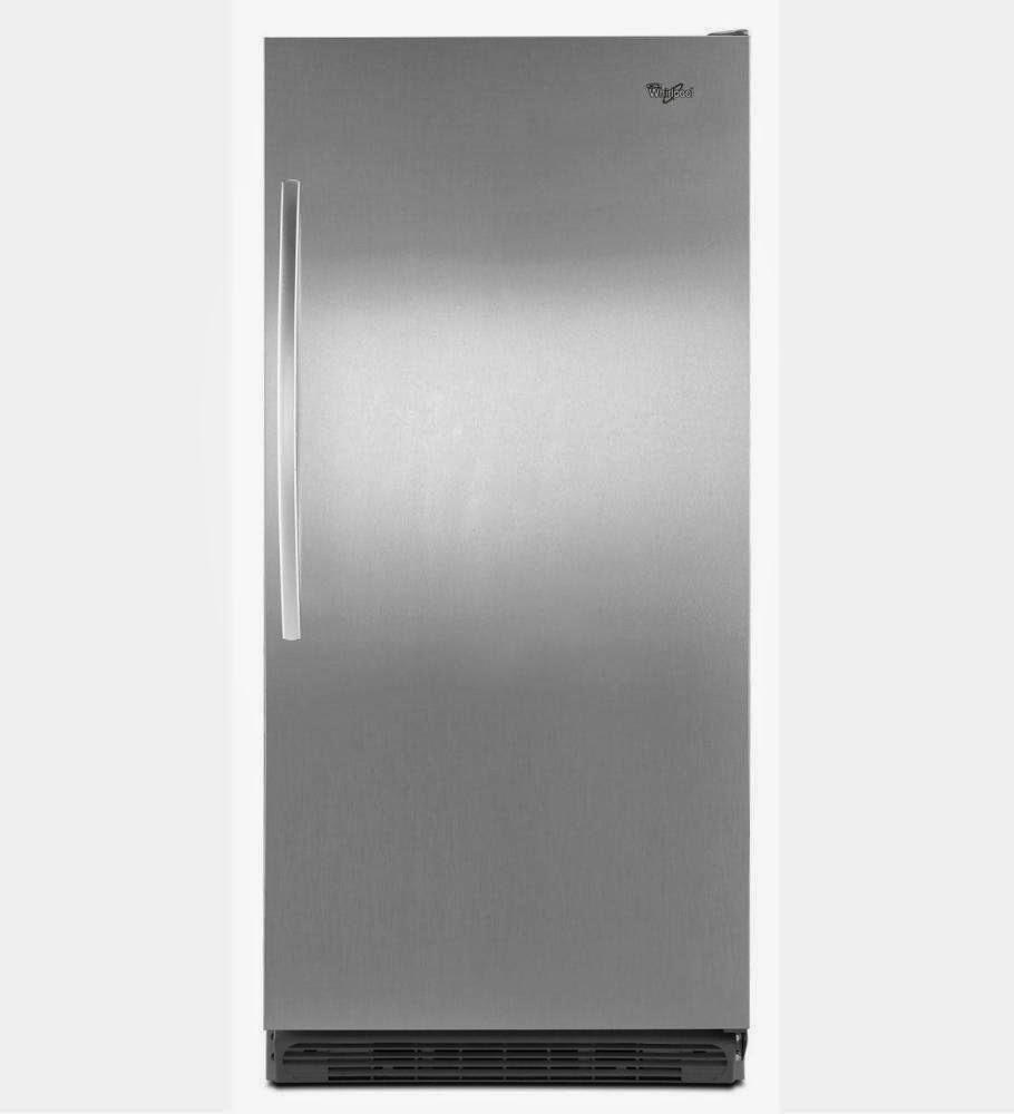 Ordinaire EL88TRRWS Sidekick 17.7 Cf Stainless Steel Whirlpool Freezerless  Refrigerator
