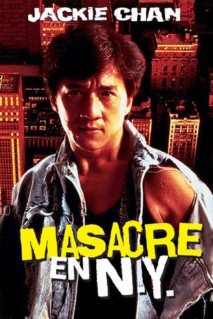 Masacre en Nueva York (1995) [BRrip 1080p] [Latino] [Acción]