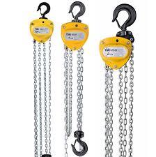 Jual Takel Chain Block Hoist Yale Terlengkap