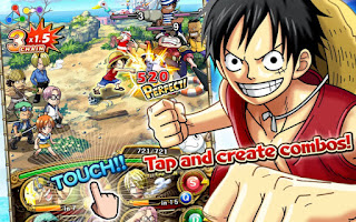 Download One Piece Treasure Cruise v2.2.0 Mod Apk