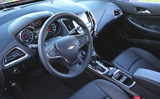 Chevrolet Cruze 2019 Hatchback Interior