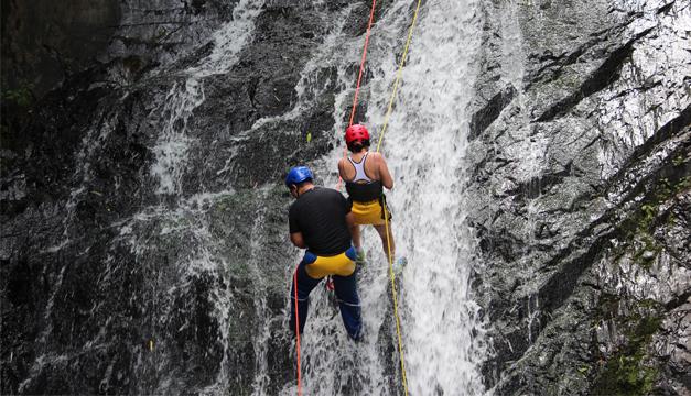 Tours de Sonsonate: Salto el Escuco