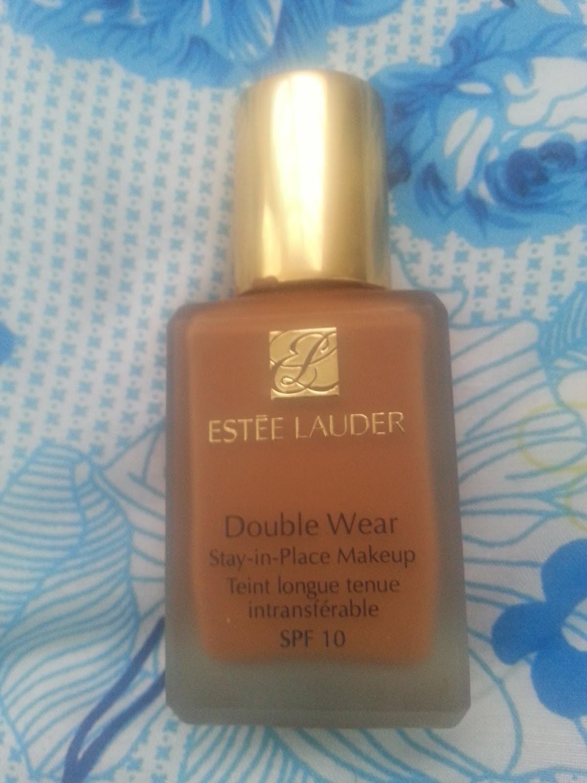 Black Beauty Skin: Estee Lauder Double Wear