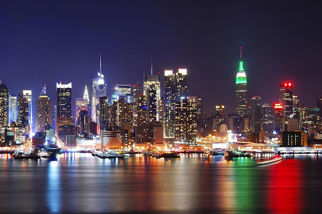 Nova York de nit