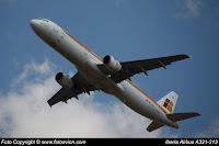 Airbus A321 EC-JLI