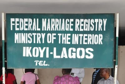 Lagos Insist Marriage Certificates Issued By Ikoyi Registry after 2004 Must Be Revalidated (Video)