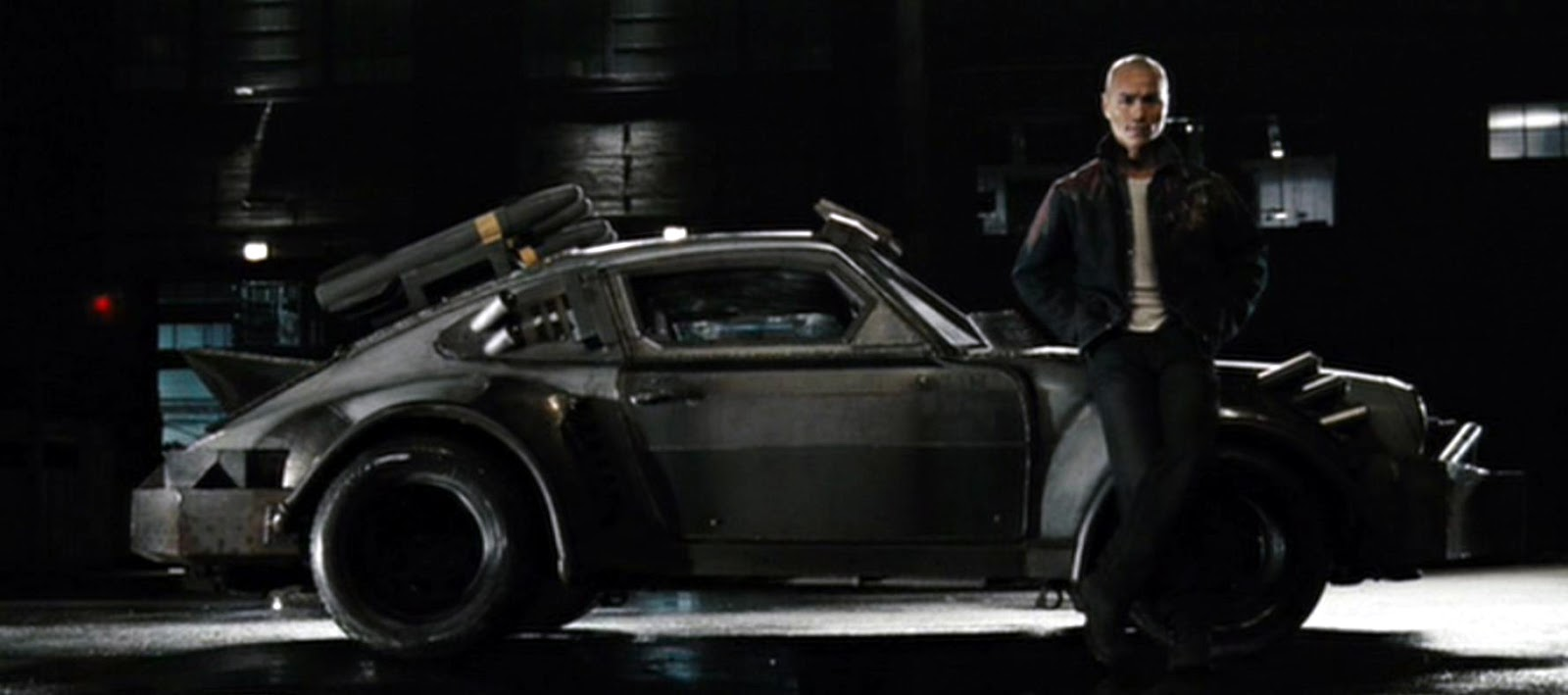 Just A Car Guy Cars From The Movie Death Race A Step