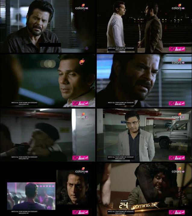24 Hindi S02E15 HDTV 480p