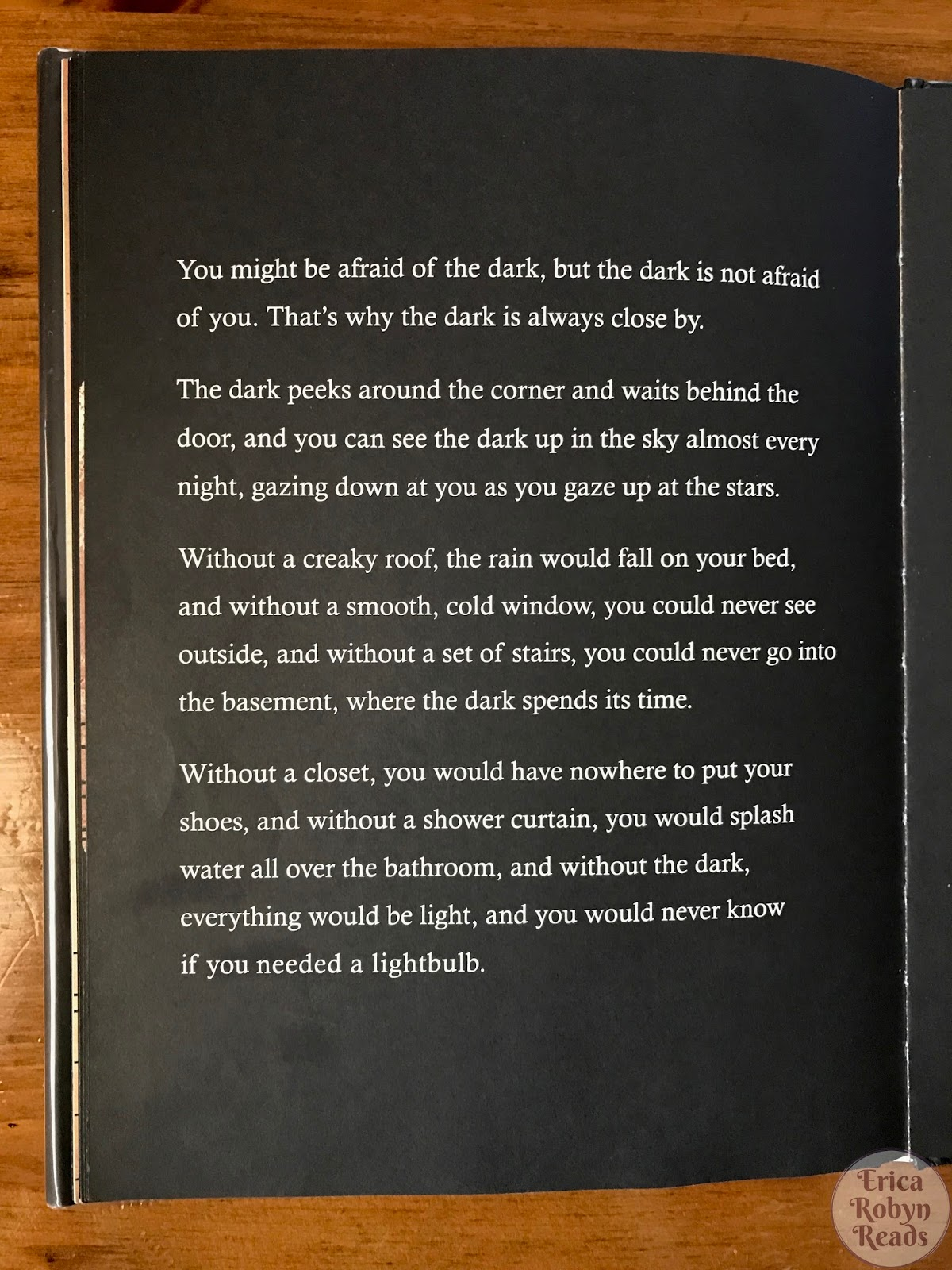 Children's Book Review] The Dark by Lemony Snicket