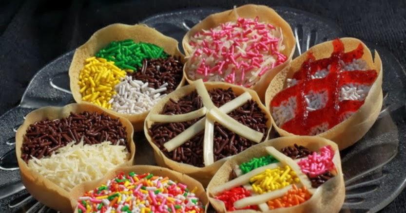 Makanan Unik Dan Lezat Contoh Proposal Martabak Mini Aneka Warna
