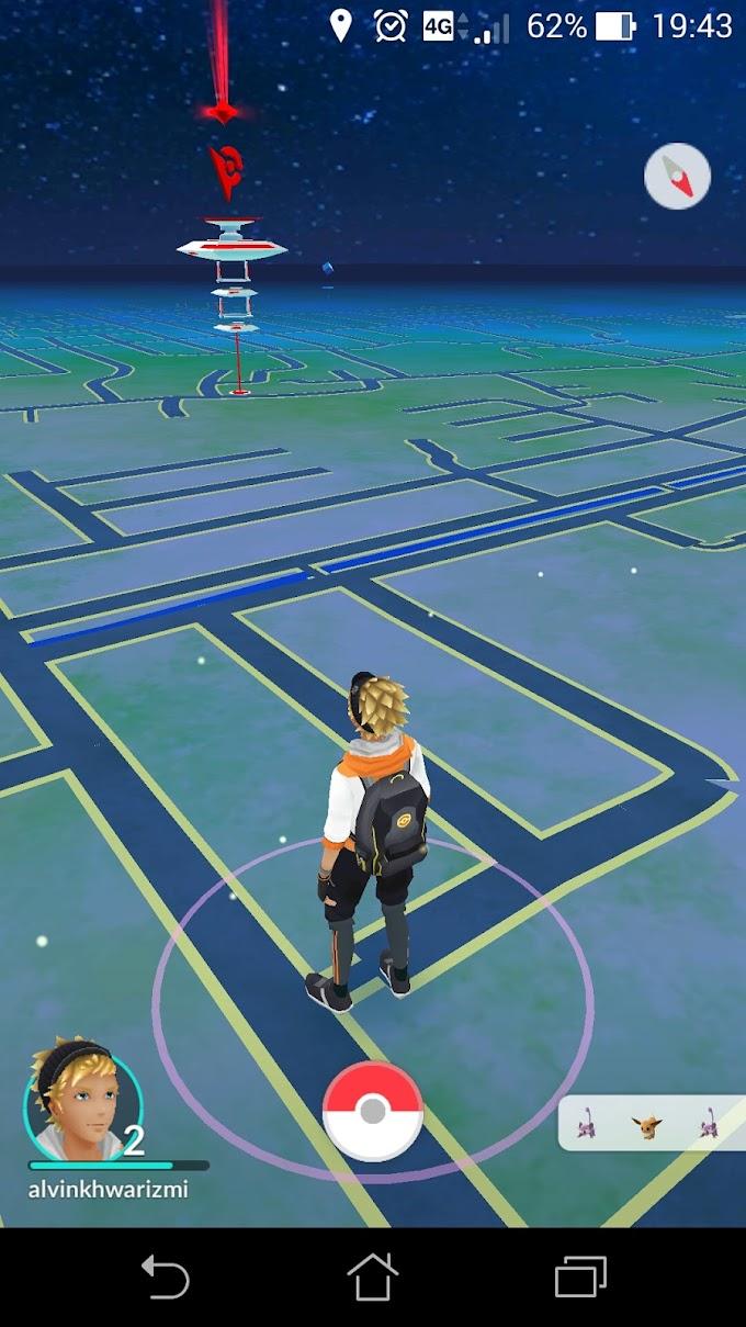 Serunya Bermain Pokémon GO!